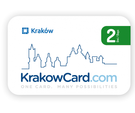 Krakow Card - Museums and Transport (2 days) Spanish