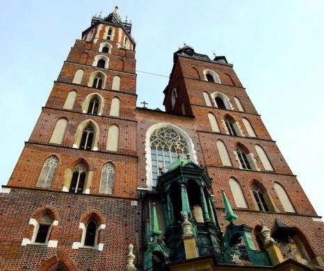Basílica de Santa María (Kościół Mariacki) – Skip the line (evita las colas)