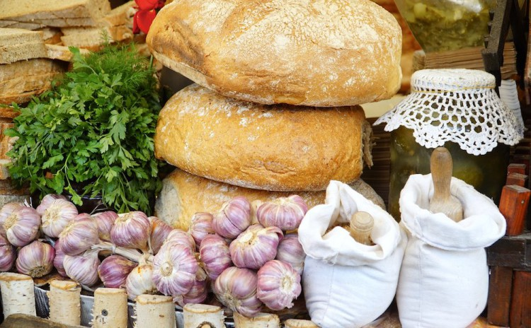 Krakow food tour market